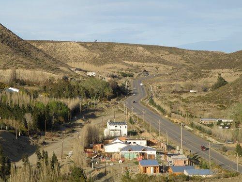 camino Roque Gonzalez, zona en la que hay varios emprendimientos productivos